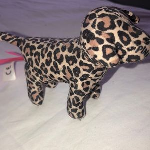 Leopard print mini PINK Victoria Secret dog